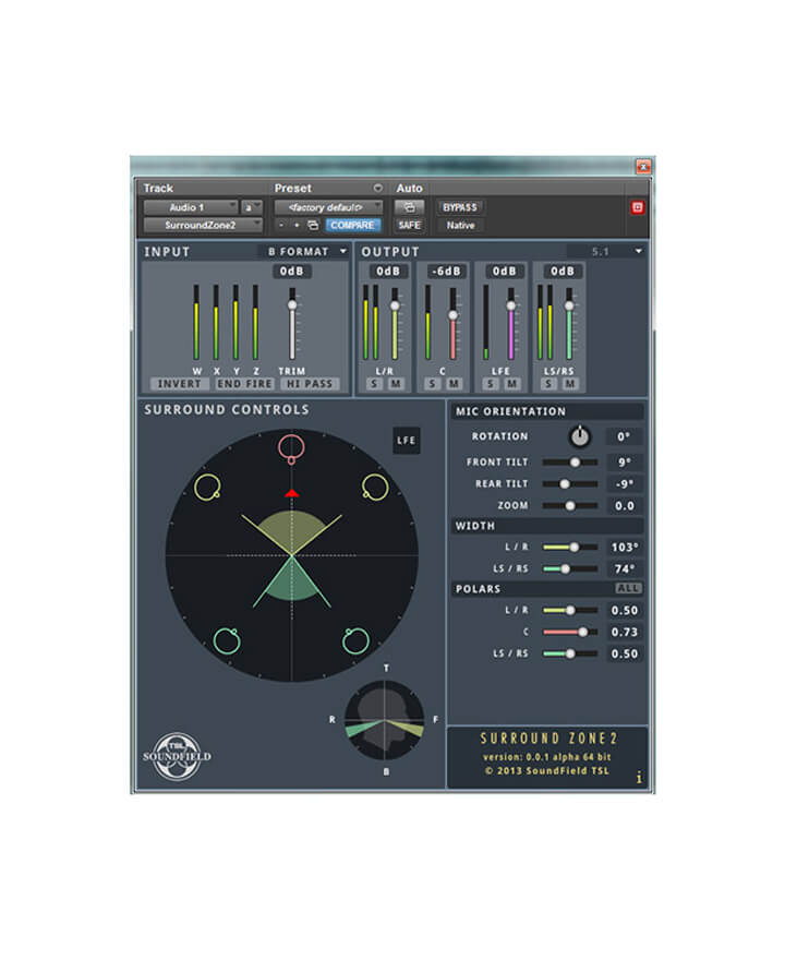 dolby surround ii plugin gratuit
